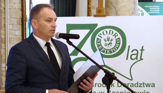 Podlaski Ośrodek Doradztwa Rolniczego w Szepietowie świętuje swoje 70-lecie, fot. Adam Dąbrowski