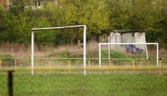 Budowa boisk przy Elewatorskiej, źródło: Biuro Prasowe Jagiellonii Białystok