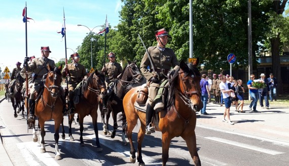 Święto 10. Pułku Ułanów Litewskich, fot. Grzegorz Pilat