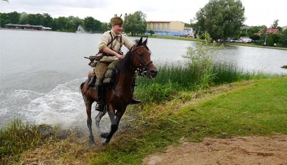 17. Piknik Kawaleryjski w Suwałkach, fot. Iza Kosakowska