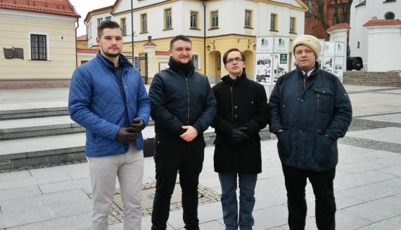 Ulicami Białegostoku przejdzie Marsz Żołnierzy Wyklętych, fot. Marcin Gliński