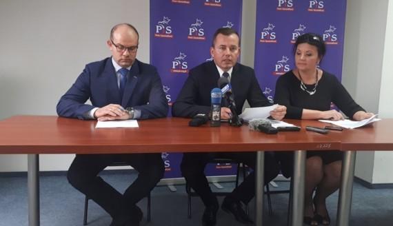 Artur Kosicki - pierwszy od lewej, fot. Edyta Wołosik