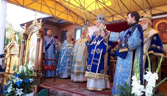 Patriarcha aleksandryjski Teodor II odwiedził Bielsk Podlaski, fot. Anna Petrovska
