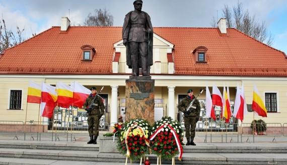 99. rocznica odzyskania niepodległości przez Białystok, fot. Sylwia Krassowska