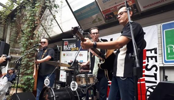 Śniadania bluesowe to nieodłączny element Suwałki Blues Festiwal, fot. Areta Topornicka