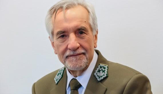 Konrad Tomaszewski, źródło: www.lasy.gov.pl