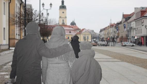 Wystawa z okazji 78. rocznicy pierwszych wywózek na Syberię, fot. Marcin Gliński