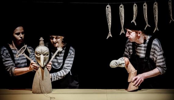 źródło: Białostocki Teatr Lalek, fot. Krzysztof Bielański
