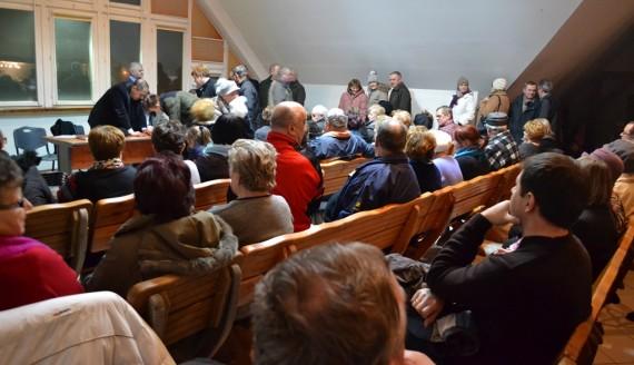 Obecna sala widowiskowa w Raczkach, fot. Marcin Kapuściński