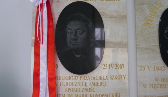 Obchody upamiętniające ks. Jerzego Zawadzkiego w Suwałkach, fot. Iza Kosakowska