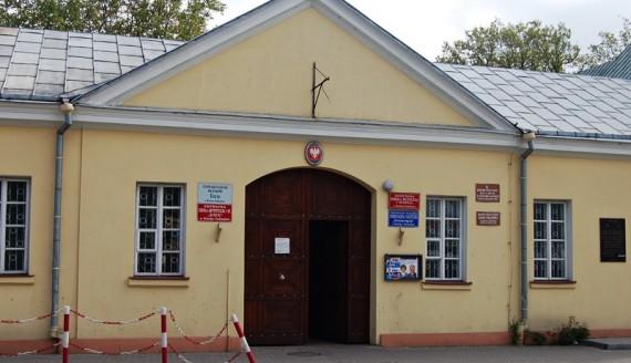 Dawna siedziba UB w Bielsku Podlaskim, źródło: IPN