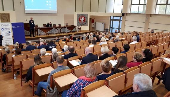 Konferencja seniorów, fot. Grzegorz Pilat