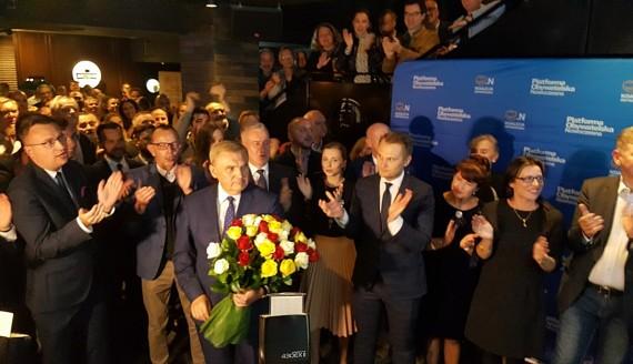 W Białymstoku nie będzie drugiej tury – wg sondażu Ipsos wygrał Tadeusz Truskolaski, fot. Adam Janczewski