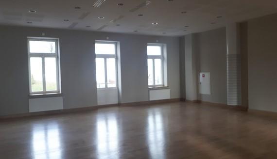 Centrum organizacji pozarządowych przy ul. Świętego Rocha w Białymstoku, fot. Edyta Wołosik