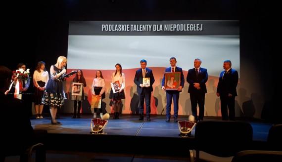 70 uczniów ze stypendiami artystycznymi marszałka, fot. Grzegorz Pilat
