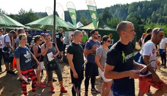 Ponad 500 zawodników wystartuje w Hero Run w Ogrodniczkach, fot. Monika Kalicka