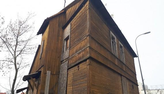 Budynek przy ul. Mazowieckiej w Białymstoku, fot. Edyta Wołosik