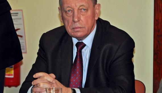 Prof. Jan Szyszko, fot. Lech Pilarski