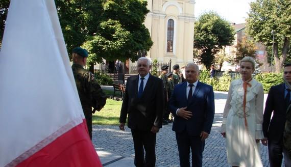 Trzeci dzień obchodów Święta Wojska Polskiego w Łomży - Fot. Adam Dąbrowski