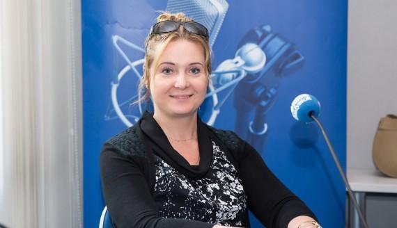 Marzena Wojewódzka-Żelezniakowicz, fot. Joanna Szubzda