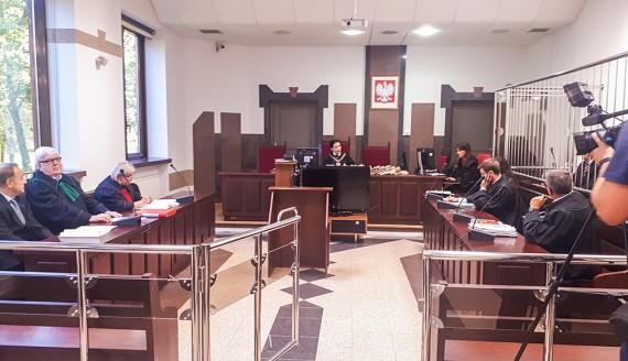 Sąd Rejonowy w Łomży ponownie zajął się sprawą podtopienia Pauliny Sokół, fot. Paweł Wądołowski