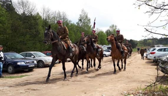Obchody święta 10. Pułku Ułanów Litewskich w Białymstoku, fot. Wojciech Szubzda