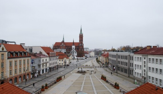 Białystok, fot. Marcin Gliński