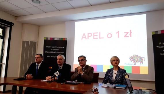 Dyrekcja szpitala i samorząd województwa apelują do NFZ o podwyżkę o złotówkę wyceny świadczeń za tzw. punkt, fot. Edyta Wołosik