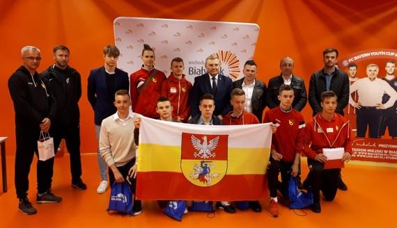 10 młodych piłkarzy wyjedzie na obóz szkoleniowy do Niemiec, fot. Grzegorz Pilat
