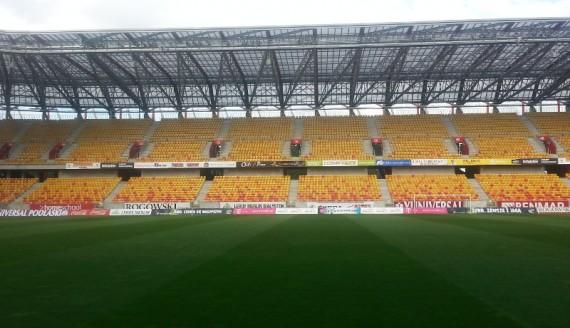 Stadion Miejski w Białymstoku, fot. Wojciech Szubzda