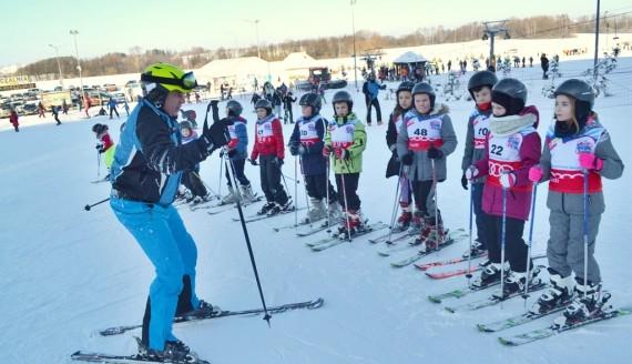 Ośrodek narciarski WOSiR Szelment, fot. Marcin Kapuściński