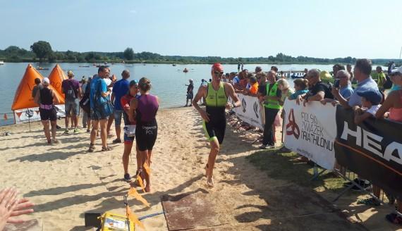 """Zawody triathlonowe """"Elemental Tri Series"""" w Białymstoku - Fot. Wojciech Szubzda"""