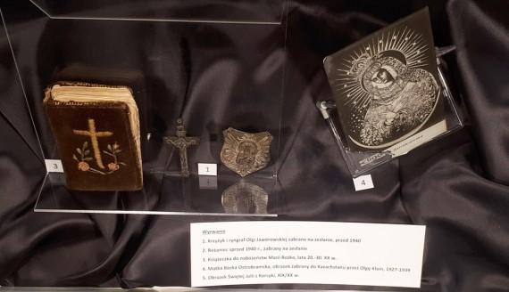 Wystawa o roli religii w życiu Sybiraków w białostockim Muzeum Pamięci Sybiru, fot. Lech Pilarski