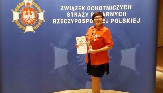 Anna Bogdanowicz, fot. z prywatnego archiwum