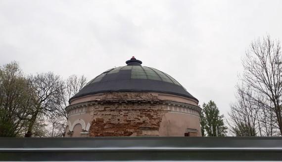 Domek Napoleona w Białymstoku, fot. Edyta Wołosik
