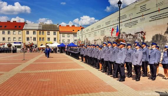 2018.07.22-Świeto Policji - Fot. Paweł Wądołowski