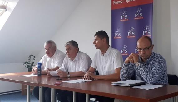 PiS ustalił już kandydatów do sejmiku województwa podlaskiego, fot. Edyta Wołosik