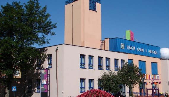 Teatr Lalki i Aktora w Łomży, fot. Adam Dąbrowski