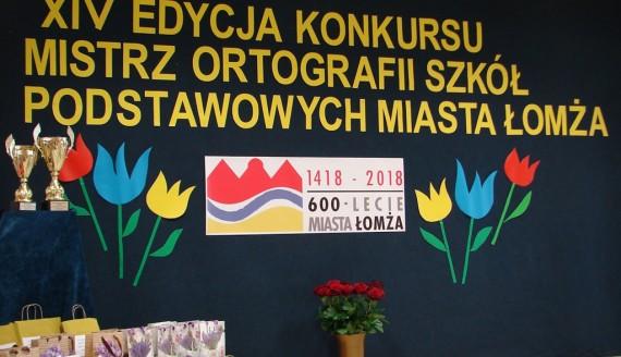 21 uczniów wzięło udział w konkursie ortograficznym, fot. Adam Dąbrowski
