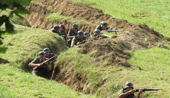 Bitwa o Nowogród, fot. Lech Pilarski