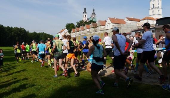 V Maraton Wigry, fot. Iza Kosakowska