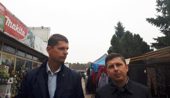 Dariusz Piontkowski (od lewej), fot. Edyta Wołosik