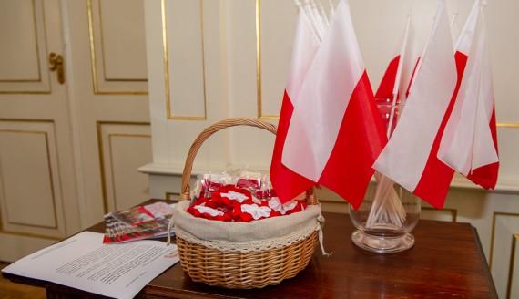Białostoccy urzędnicy zachęcają do wspólnego świętowania, źródło: UM/Dawid Gromadzki