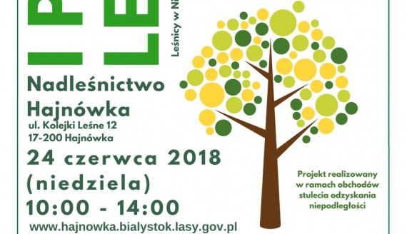 Piknik Leśny w Hajnówce, źródło: mat. org.
