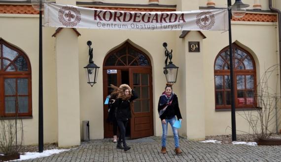 Dni otwarte w ZS w Dowspudzie, fot. Marcin Kapuściński