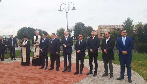 Wizyta wicepremiera Jarosława Gowina w Wasilkowie, fot. Edyta Wołosik