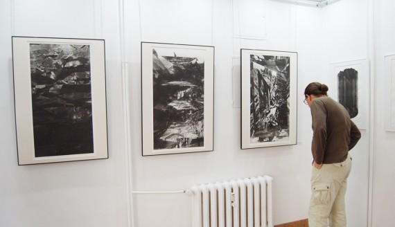 2 nowe wystawy w Galerii Marchand w Białymstoku, fot. Marcin Gliński