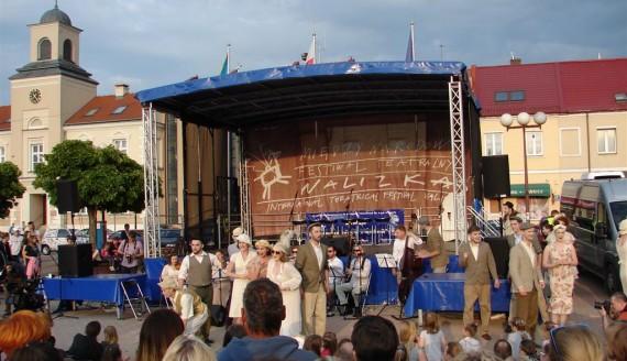 29. Międzynarodowy Festiwal Teatralny Walizka w Łomży, foto A.Dąbrowski