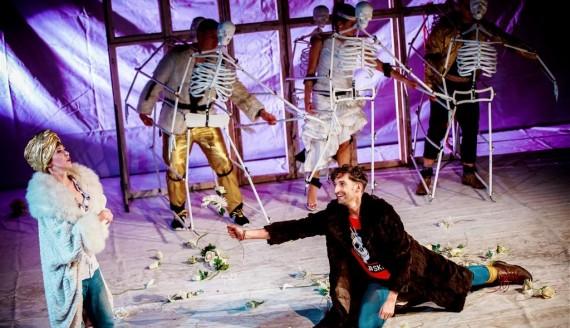 Czarodziejska góra - Białostocki Teatr Lalek - fot. Krzysztof Bieliński