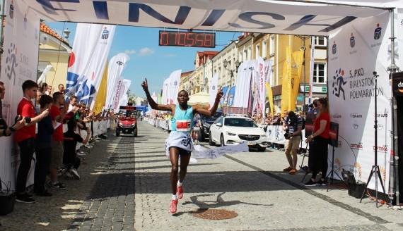 5. PKO Białystok Półmaraton, fot. Sylwia Krassowska